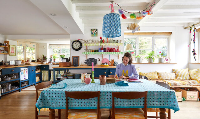 At Home With Designer Molly Mahon